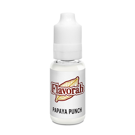 Flavorah Papaya Punch